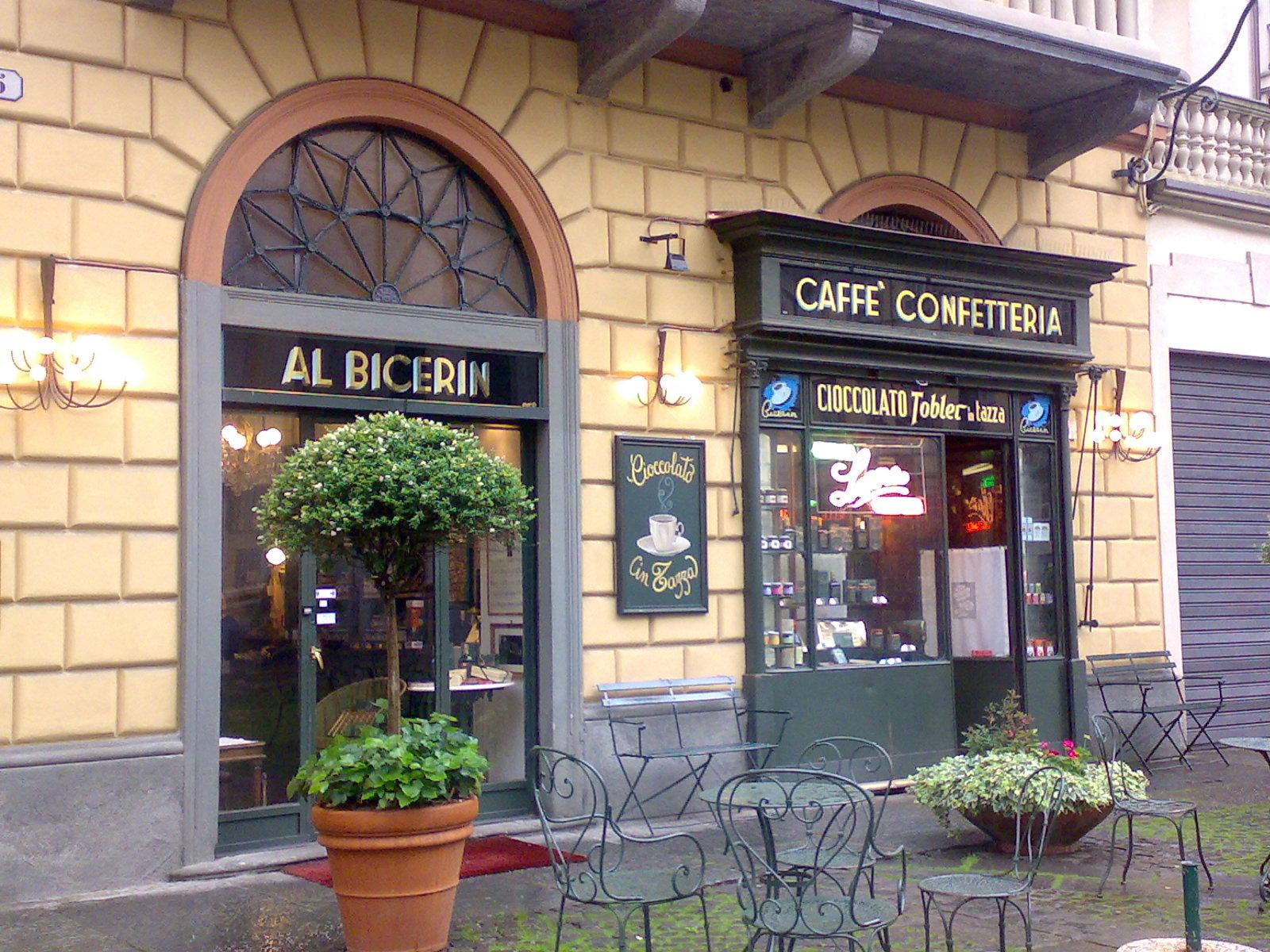 Paese che vai leggenda che trovi caff al bicerin bar for Bar maison torino